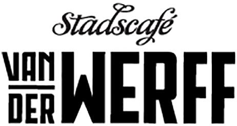 Stadscafe van der Werff logo